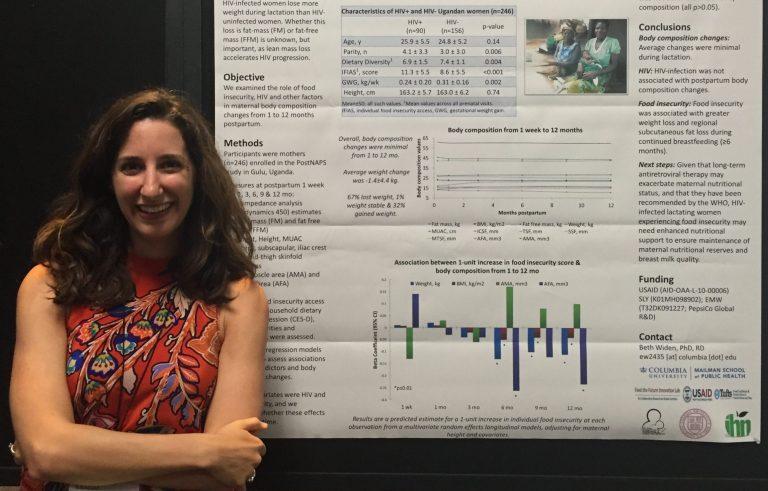 Dr. Beth Widen: A K99/R01 at UT Austin!