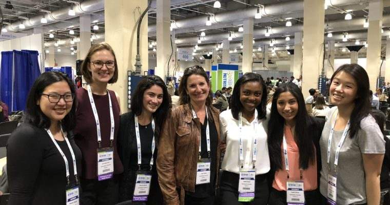 YRG Impresses at ASN 2018