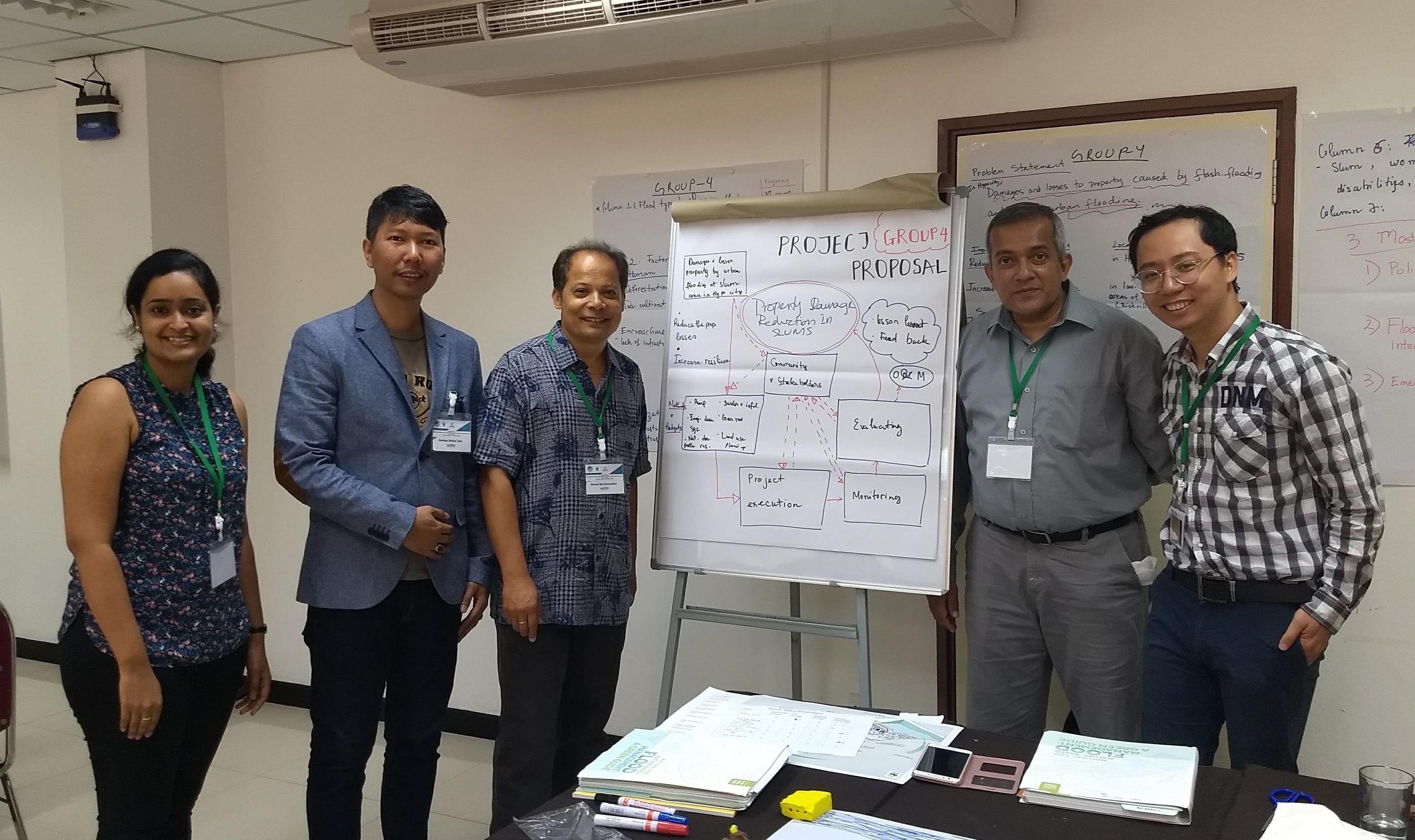 Vidya Shares Social Science Methods at Interdisciplinary Workshops